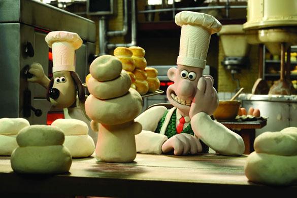 Les Incroyables Aventures de Wallace et Gromit