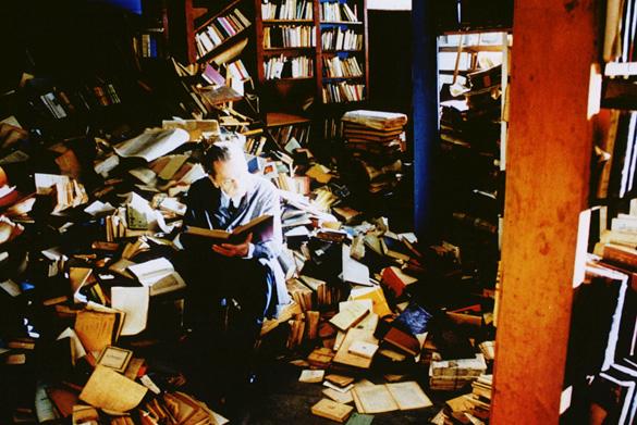Los Libros y la noche