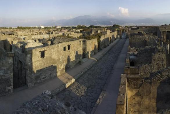 Pompéi: Vie et mort à Pompéi et Herculanum
