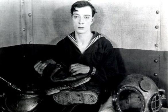 Buster Keaton en musique!
